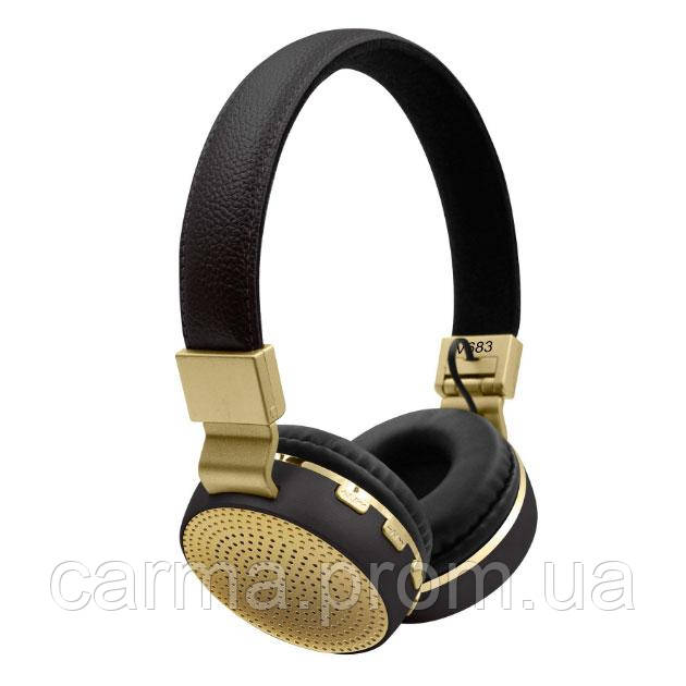 Наушники SVN Headset V683 Black