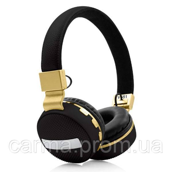 Наушники SVN Headset V681 Black