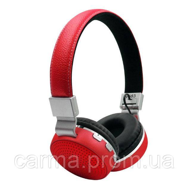 Наушники SVN Headset V683 Red