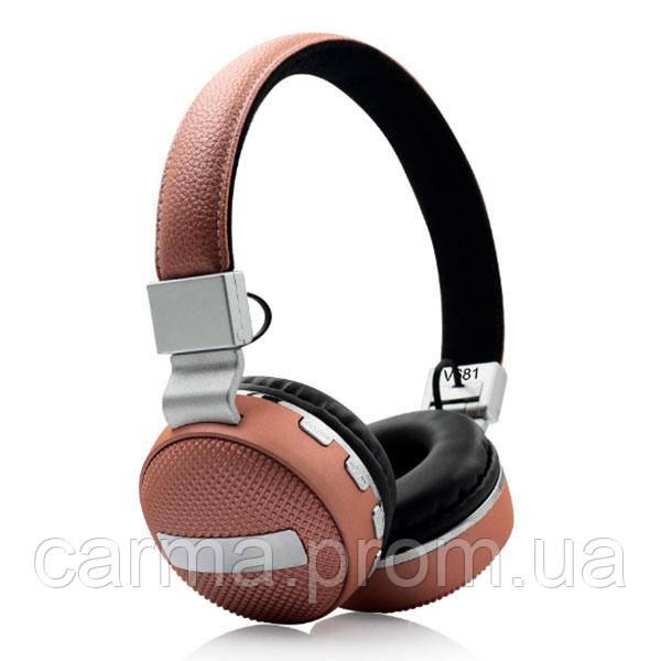 Наушники SVN Headset V681 Brown