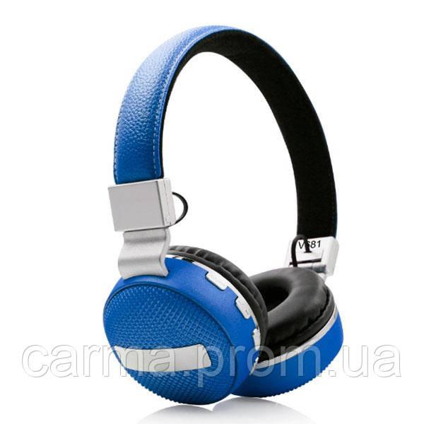 Наушники SVN Headset V681 Blue
