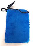 Сумочка детская с единорогом, синяя, фото 2