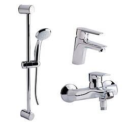 Набор смесителей для ванны Q-TAP Set CRM 35-311