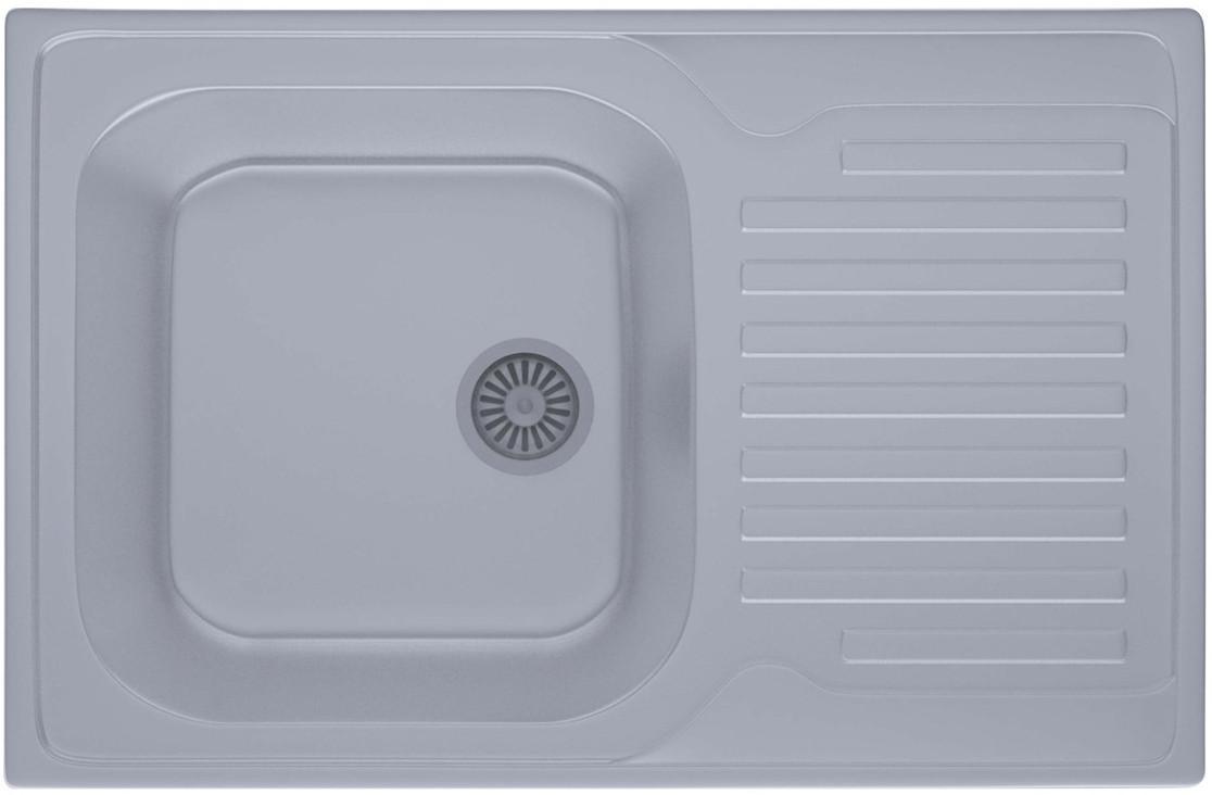 Кухонная мойка из нержавеющей стали ULA HB 7203 ZS SATIN