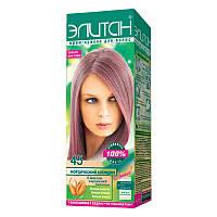 """Крем-краска для волос Элитан """"100% стойкость цвета"""" №45 Розовое дерево"""