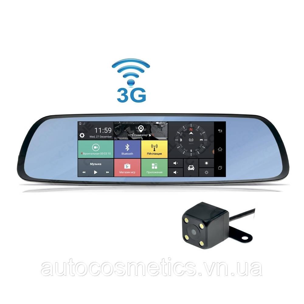 Мультимедійне дзеркало CYCLONE MR-220 AND 3G