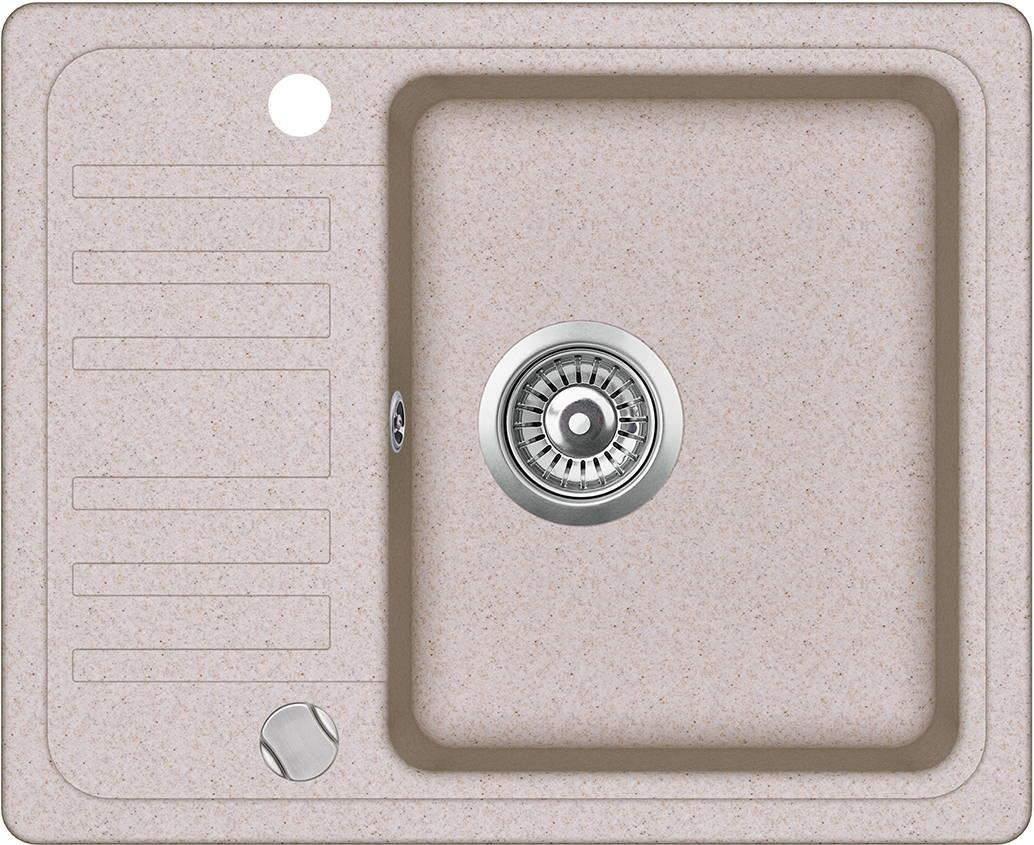Кухонная мойка AquaSanita Notus SQ102AW-112