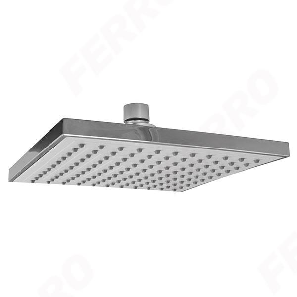 Верхний душ Ferro Squerto DSN02