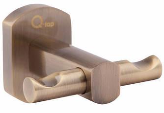 Двойной крючок Q-TAP Liberty ANT 1154 бронза