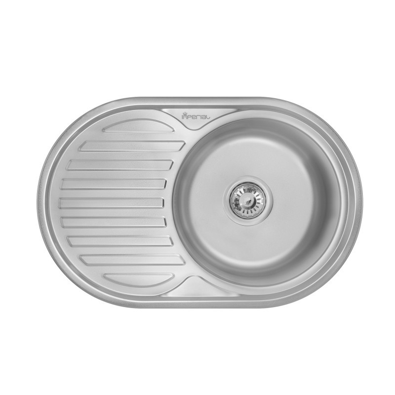 Кухонная мойка Imperial 7750 Satin