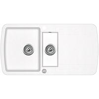 Кухонная мойка AquaSanita Lira SQL151AW-710