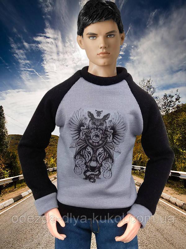 Одежда для Кена - кофта