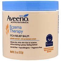 Бальзам для тела для сухой раздраженной кожи Aveeno, Active Naturals,312 мл