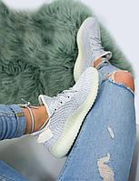 Женские кроссовки Adidas Yeezy Boost 350 / Реплика 1:1, фото 1