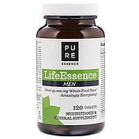 Pure Essence, LifeEssence Men, 120 Tablets, фото 1