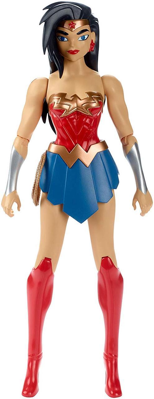 Кукла Чудо-женщина 30 см Лига Справедливости. Оригинал Mattel FBR06