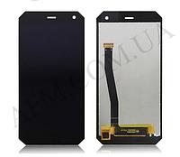 Дисплей (LCD) Sigma PQ24 с сенсором черный