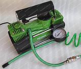 Автомобільний компресор Procraft LK400 (двох поршневий), фото 8