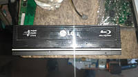 Оптический привод Blu-Ray LG BH08LS20 Black № 9-2706