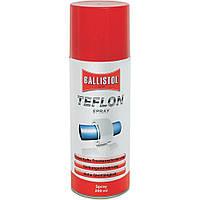 Мастило Clever Ballistol PTFE Тефлон 200мл. спрей