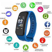 Фитнес-браслет 6 blue