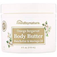 Mild By Nature, Масло для тела с апельсином и бергамотом, 4 ж. унц. (1180 мл)