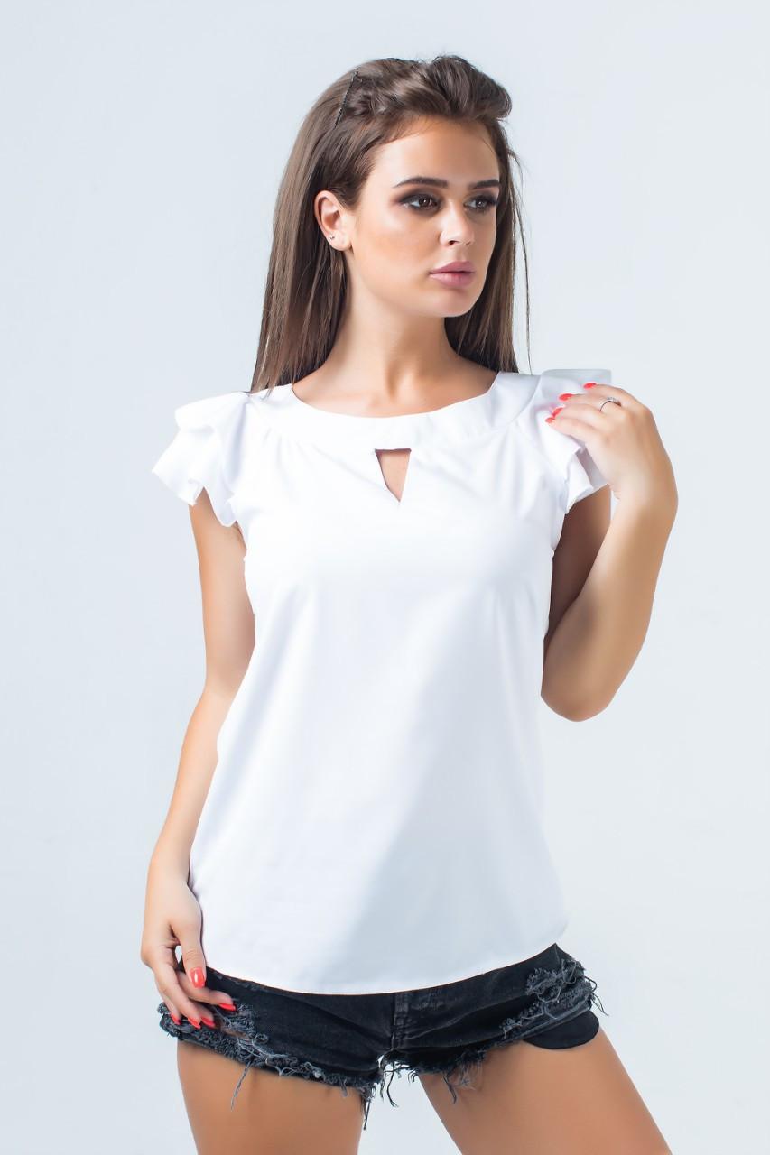 Женская элегантная блузка 42-56 (в расцветках)