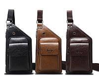 Мужская сумка/рюкзак через плечо Jeep Buluo / 3 цвета в наличии