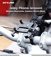 GUB Plus 9 Алюминиевый держатель для телефона на велосипед мотоцикл руль / вынос / рулевую