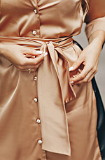 "Платье-рубашка ""Шайна"" , фото 3"