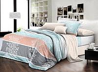 3b7be8bf6fd7 Комплект постельного белья ЕВРО из ранфорса ТМ