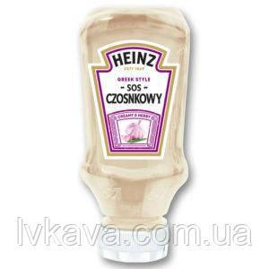 Соус Heinz Czosnkowy , 245 гр, фото 2