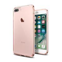 TPU чехол USAMS Kim Series Rose Gold для iPhone 7 Plus/8 Plus