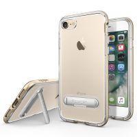 Чехол Spigen Crystal Hybrid Champagne Gold для iPhone 7/8