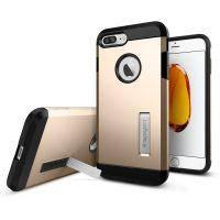 Чехол Spigen Tough Armor Champagne Gold для iPhone 7 Plus/8 Plus