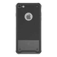 Черный защитный чехол Baseus Shield для iPhone 7/8