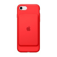 Чехол-аккумулятор Apple Smart Battery Case (PRODUCT) Red (MN022) для iPhone 7/8