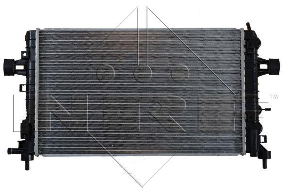 Основний радіатор (двигуна)