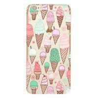 TPU чехол oneLounge Ice Cream для iPhone 6 Plus/6s Plus