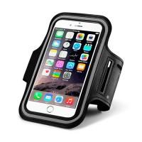"""Универсальный спортивный чехол oneLounge ArmBand для телефонов до 6"""" (iPhone X/XS/7/6s/6 Plus)"""