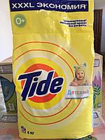 Пральний порошок для дитячоі білизни Tide 0+ 6 кг 4015600800420