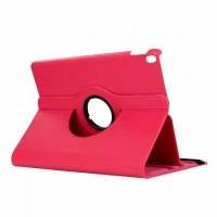 """Кожаный чехол 360 oneLounge Rotating Hot Pink для iPad Air 3 (2019)/Pro 10.5"""""""