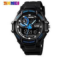 Часы  Skmei 1357BL_BLUE, фото 1