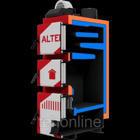 Котел твердотопливный ALTEP Classic Plus 16 кВт