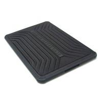"""Силиконовый чехол со встроенными магнитами WIWU GearMax Voyage Sleeve Black для MacBook 12""""/Air 11"""""""
