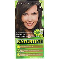 Стойкая краска для волос Naturtint, 4N Натуральный каштан, 65 мл