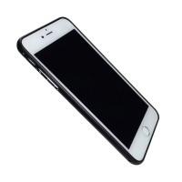 Алюминиевый бампер oneLounge Alloy Black для iPhone 7/8