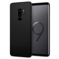 Чехол Spigen AirSkin Black для Samsung Galaxy S9 Plus