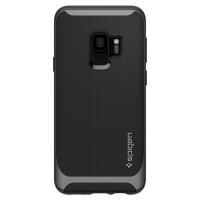 Чехол Spigen Neo Hybrid Gunmetal для Samsung Galaxy S9