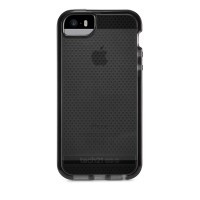 Противоударный чехол Tech21 Evo Mesh Smokey/Black для iPhone 5/5S/SE